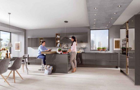 Moderne Küche Eggenfelden Deggendorf